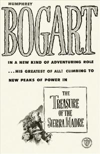 Treasure of the Sierra Madre - 11 x 17 Movie Poster - Style B