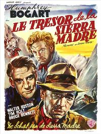 Treasure of the Sierra Madre - 11 x 17 Movie Poster - Belgian Style A