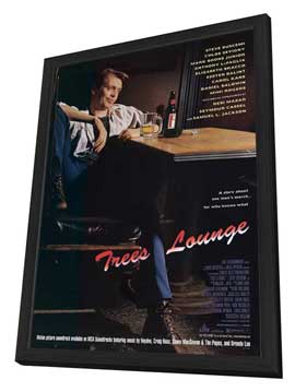 Tree's Lounge - 27 x 40 Movie Poster - Style A - in Deluxe Wood Frame