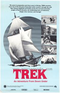 Trek: An Adventure from Down Under - 11 x 17 Movie Poster - Style A
