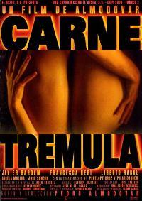 Trembling Flesh - 11 x 17 Movie Poster - Spanish Style A