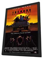 Tremors 2: Aftershocks - 11 x 17 Movie Poster - Style A - in Deluxe Wood Frame