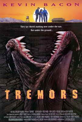 Tremors - 27 x 40 Movie Poster - Style A