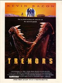 Tremors - 43 x 62 Movie Poster - Bus Shelter Style A