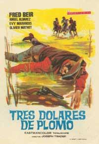 Tres dolares de plomo - 11 x 17 Movie Poster - Spanish Style A