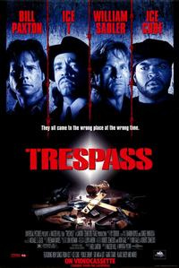 Trespass - 11 x 17 Movie Poster - Style A