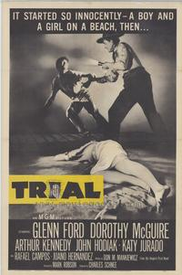 Trial - 27 x 40 Movie Poster - Style A