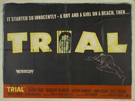 Trial - 30 x 40 Movie Poster UK - Style A