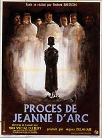 Trial of Joan of Arc - 11 x 17 Movie Poster - French Style A