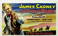 Tribute to a Bad Man - 11 x 17 Movie Poster - Belgian Style A