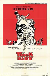Trick Baby - 11 x 17 Movie Poster - Style A