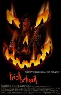 Trick or Treat - 11 x 17 Movie Poster - Style A