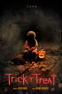 Trick 'r Treat - 43 x 62 Movie Poster - Bus Shelter Style A