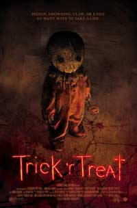Trick 'r Treat - 43 x 62 Movie Poster - Bus Shelter Style B