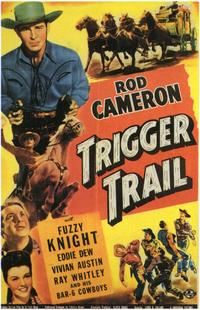 Trigger Trail - 11 x 17 Movie Poster - Style A