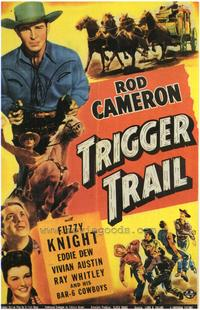Trigger Trail - 27 x 40 Movie Poster - Style A