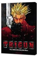 Trigun (TV) - 27 x 40 TV Poster - Style A - Museum Wrapped Canvas