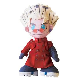 Trigun (TV) - Vash the Stampede 8-Inch Plush