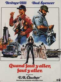 Trinity: Hits the Road - 11 x 17 Movie Poster - French Style A