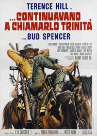Trinity is Still My Name - 11 x 17 Movie Poster - Italian Style A