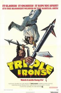 Triple Irons - 27 x 40 Movie Poster - Style A