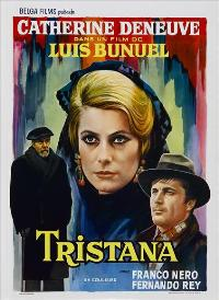 Tristana - 11 x 17 Movie Poster - Belgian Style A