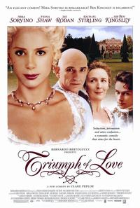 The Triumph of Love - 27 x 40 Movie Poster - Style A