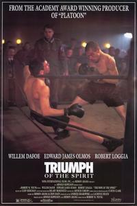 Triumph of the Spirit - 27 x 40 Movie Poster - Style A