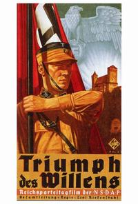 Triumph of the Will - 27 x 40 Movie Poster - Foreign - Style A