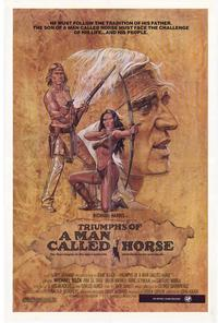 Triumphs of a Man Called Horse - 11 x 17 Movie Poster - Style A