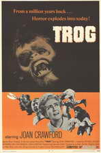 Trog - 11 x 17 Movie Poster - Style A