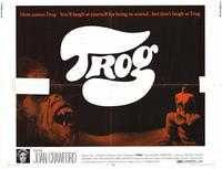 Trog - 11 x 14 Movie Poster - Style A
