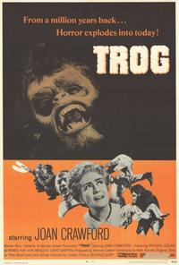 Trog - 27 x 40 Movie Poster - Style A