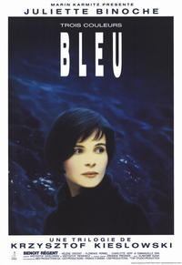 Trois Couleurs: Bleu - 11 x 17 Movie Poster - Style B