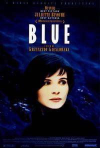 Trois Couleurs: Bleu - 27 x 40 Movie Poster - Style A