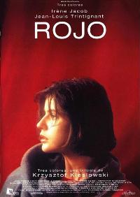 Trois Couleurs: Rouge - 11 x 17 Movie Poster - Spanish Style A