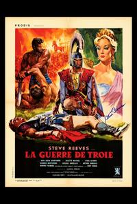 The Trojan Horse - 27 x 40 Movie Poster - French Style A