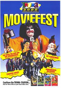 Troma Moviefest - 27 x 40 Movie Poster - Style A
