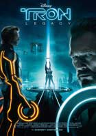 Tron Legacy - 27 x 40 Movie Poster - Style R