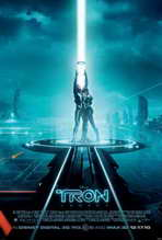 Tron Legacy - 27 x 40 Movie Poster - Style S