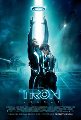 Tron Legacy - 27 x 40 Movie Poster - Style I
