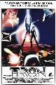 Tron - 11 x 17 Movie Poster - Spanish Style C