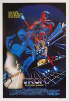 Tron - 11 x 17 Movie Poster - Australian Style A