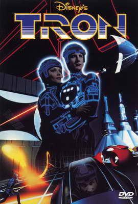 Tron - 27 x 40 Movie Poster - Style E