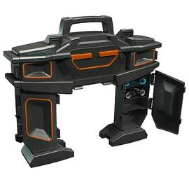 Tron - Legacy Recognizer Playset