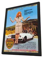 Troop Beverly Hills - 11 x 17 Movie Poster - Style B - in Deluxe Wood Frame