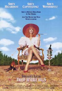 Troop Beverly Hills - 11 x 17 Movie Poster - Style A