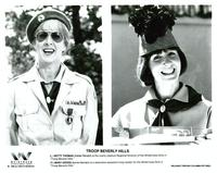 Troop Beverly Hills - 8 x 10 B&W Photo #3