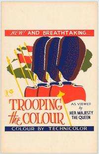 Trooping the Colour - 11 x 17 Movie Poster - Style A