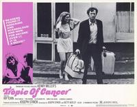 Tropic of Cancer - 11 x 14 Movie Poster - Style F